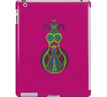 Cute and Surprised Whimsical Fellow iPad Case/Skin