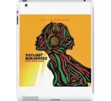 ATCQ Daylight Marauders A Tribe Called quest  iPad Case/Skin