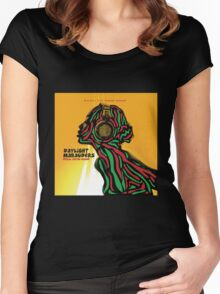 ATCQ Daylight Marauders A Tribe Called quest  Women's Fitted Scoop T-Shirt