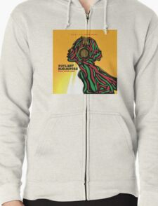ATCQ Daylight Marauders A Tribe Called quest  Zipped Hoodie