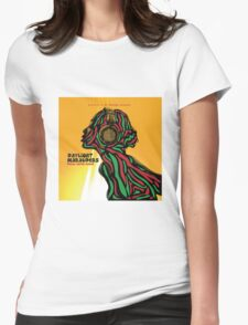 ATCQ Daylight Marauders A Tribe Called quest  Womens Fitted T-Shirt