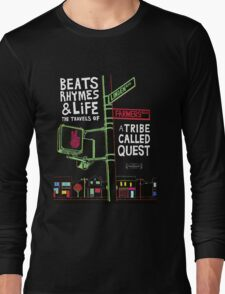 ATCQ BEATS RHYMES AND LIFES TRIBE CALLED QUEST T-Shirt