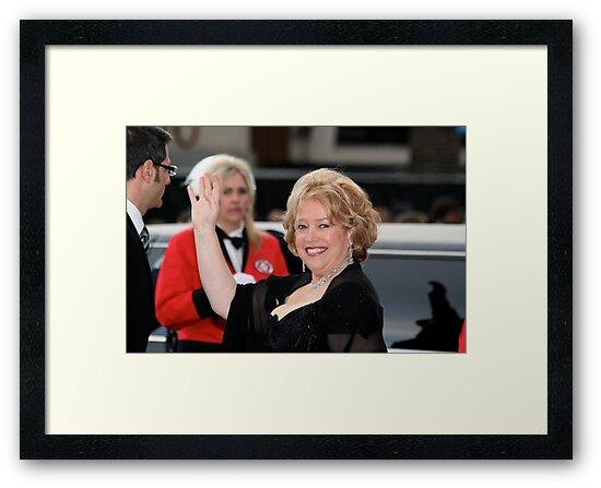Kathy Bates by abfabphoto