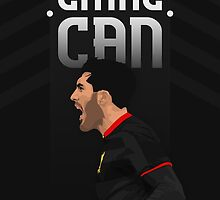 Emre Can Poster #2 by InspireSports