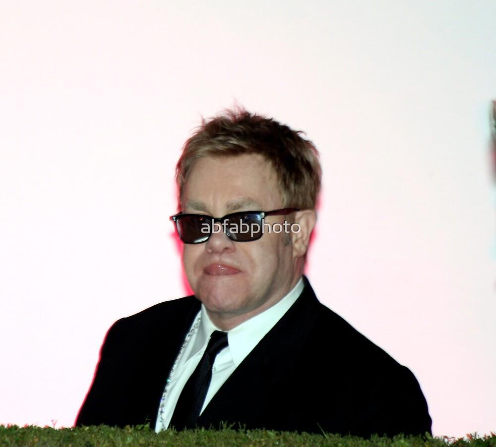 Elton John by abfabphoto