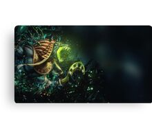Anubis from Smite Canvas Print
