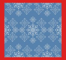 Snowflakes ornament One Piece - Long Sleeve