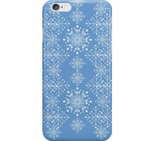 Snowflakes ornament 3 iPhone Case/Skin