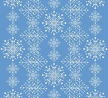 Snowflakes ornament 3 by AnnArtshock