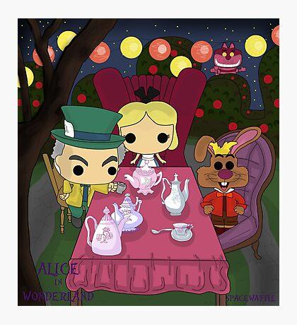 Mad Tea Party Photographic Print