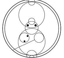 Circular Gallifreyan: Thank You  by lucythewhovian
