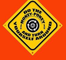Do The Hokey Pokey Freeway Dance by DAdeSimone