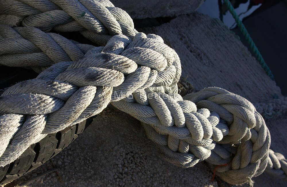 Rope by M G  Pettett