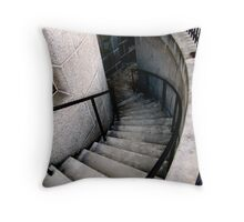The Depths Throw Pillow