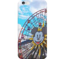 Paradise Pier #3 iPhone Case/Skin