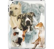 American Staffordshire Terrier /Ghost iPad Case/Skin
