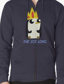 Ice king Zipped Hoodie