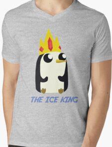 Ice king Mens V-Neck T-Shirt