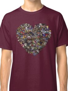 Monsters in our hearts! Classic T-Shirt