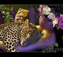 Dionysos by Ivy Izzard