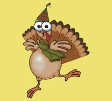 Birthday Turkey! Kids Tee