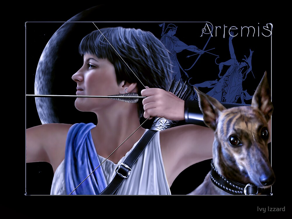 Artemis by Ivy Izzard