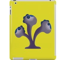 Triple Headed Whimsical Creature iPad Case/Skin