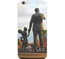 Mickey & Walt iPhone Case/Skin