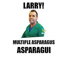 Impractical Jokers- Larry Shirt Photographic Print