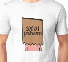 Social Problems Unisex T-Shirt