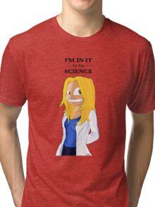 The Human Doctor Tri-blend T-Shirt