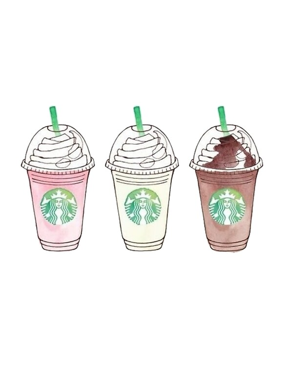 The Gallery For Gt Tumblr Starbucks Drinks Drawings