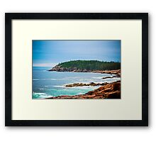 Bar Harbor  Framed Print