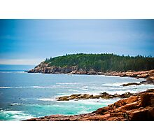 Bar Harbor  Photographic Print