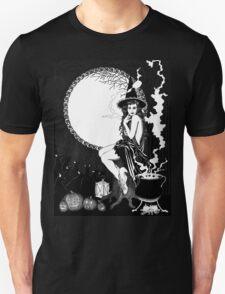 Halloween Witch Unisex T-Shirt