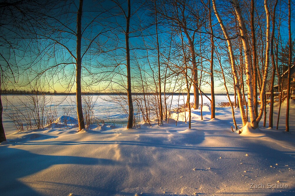 Unity Pond by Zach  Schible