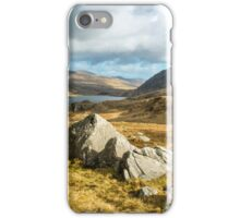 Ogwen Valley Snowdonia iPhone Case/Skin