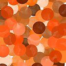 Shocked (orange) by Denise Abé