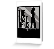 Buffy, the Last of Us Greeting Card