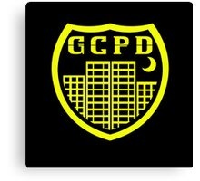 GCPD Canvas Print