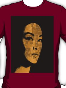 Within The Face T-Shirt