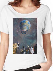 UP.UP.AND AWAY. Women's Relaxed Fit T-Shirt