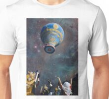 UP.UP.AND AWAY. Unisex T-Shirt