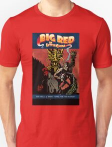 Hellboy/Big Trouble in Little China Mashup T-Shirt
