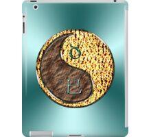 Taurus & Snake Yin Fire iPad Case/Skin