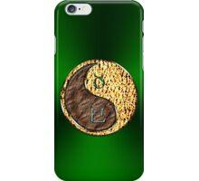 Taurus & Snake Yin Fire iPhone Case/Skin