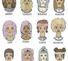 zodiac #1 by izzieanne
