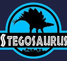 Jurassic World: Stegosaurus by pakozoic