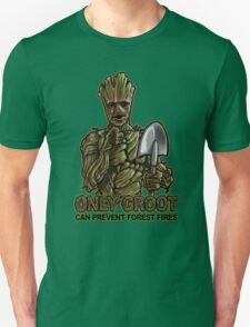 Only Groot T-Shirt