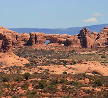 Arches National Park by SGarrity